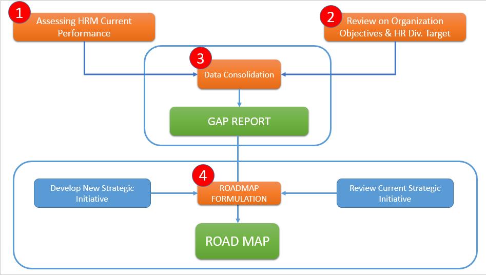 alur pelaksanaan pemdampingan roadmap sdm